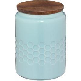 Kela Dóza MELIS keramika 0,8l křišťálová modrá