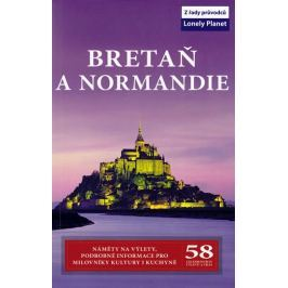 Bretaň a Normandie - Lonely Planet