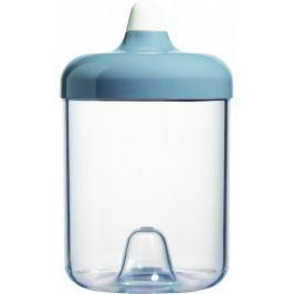 Viceversa Stohovatelná plastová dóza 1L šedá s víčkem