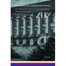 Dejmek Jindřich a kolektiv: Diplomacie Československa Díl II. - Biografický slovník československých