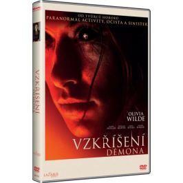 Vzkříšení démona   - DVD