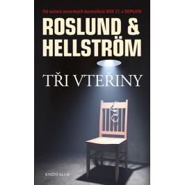 Roslund Anders, Hellström Börge: Tři vteřiny