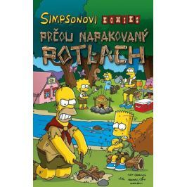 Groening Matt: Simpsonovi - Prčou napakovaný potlach