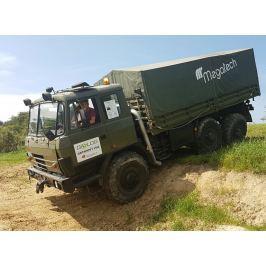 Poukaz Allegria - jízda vojenským vozidlem Tatra 815 VVN