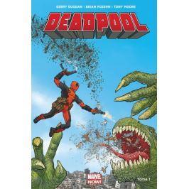 Duggan Gerry, Moore Tony, Posehn Brian,: Deadpool 1 - Mrtví prezidenti
