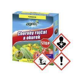 AGRO CS Choroby rajčat a okurek STOP 2 x 10 g