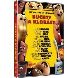 Buchty a klobásy   - DVD