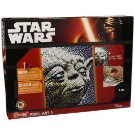 Quercetti Pixel Photo 4 Star Wars Yoda