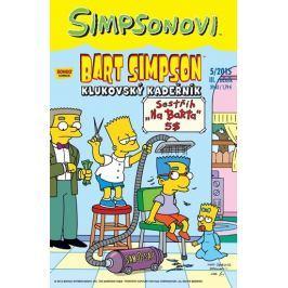 Groening Matt: Simpsonovi - Bart Simpson 05/15 - Klukovský kadeřník