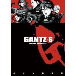 Oku Hiroja: Gantz 6