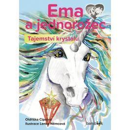 Ciprová Oldřiška: Ema a jednorožec - Tajemství krystalu