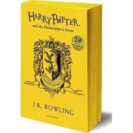 Rowlingová Joanne Kathleen: Harry Potter and the Philosopher´s Stone - Hufflepuff Edition