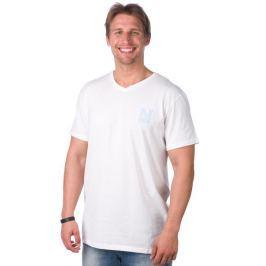 Nautica pánské tričko S bílá