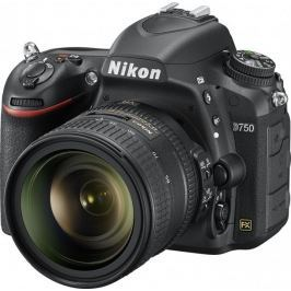 Nikon D750 + 24 - 85 mm VR