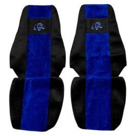 F-CORE Potahy na sedadla PS21, modré