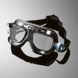 Highway-Hawk motocyklové brýle  RED BARRON Classic lomené