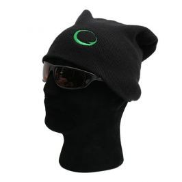 Gardner Čepice Black Beanie Hat