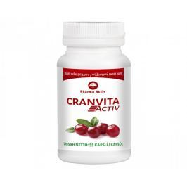 Pharma Activ Cranvita Activ 55 kapslí