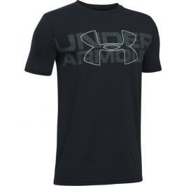 Under Armour Duo Armour SS T Black Steel White S