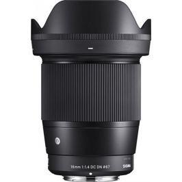 Sigma 16/1,4 DC DN Contemporary pro micro 4/3