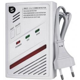 Smartwares Kombinovaný senzor – Plyn a CO2 - baterie 5 let (10.029.29)