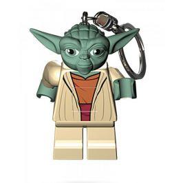 LEGO Star Wars - Yoda svítící klíčenka