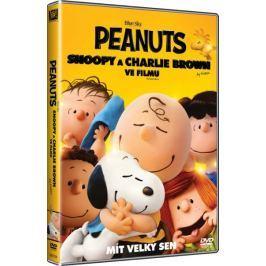 Peanuts: Snoopy a Charlie Brown ve filmu   - DVD
