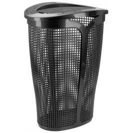Tontarelli Koš na špinavé prádlo Ingrid 45 l černá