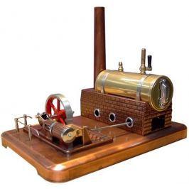 Merkur Funkční model parního stroje
