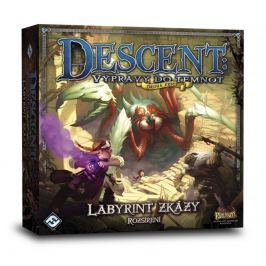 ADC Blackfire Descent 2nd Ed: Labyrint zkázy