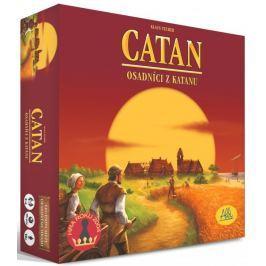 Albi Catan - Osadníci z Katanu (základní hra)