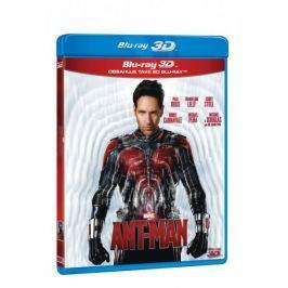 Ant-Man  3D+2D (2 disky)   - Blu-ray