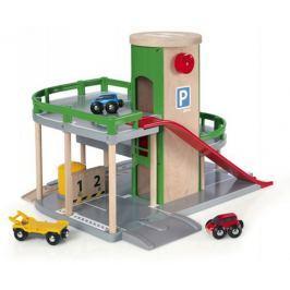 Brio WORLD 33204 Patrové parkovací garáže s výtahem