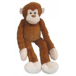Mac Toys Plyšová opice světle hnědá 100 cm