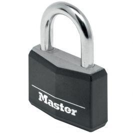 Master Lock Visací zámek hliníkový 40mm černý (9140EURDBLK)