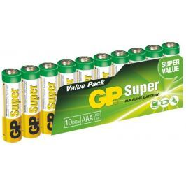 GP Super Alkaline AAA 10ks