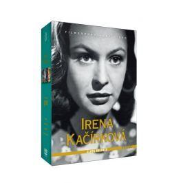 Zlatá kolekce Ireny Kačírkovové - (4DVD)   - DVD