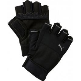 Puma TR Gloves Up Black Silver M