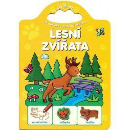 Bator Agnieszka: Jak děťátka poznávají zvířátka  - Lesní zvířata