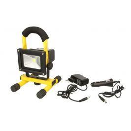 MAMMOOTH Přenosný LED nabíjecí reflektor s podstavcem, 10 W