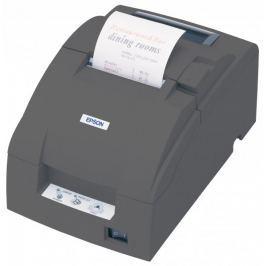 Epson TM-U220B-057, USB, tmavá, se zdrojem (C31C514057A0)
