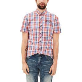 s.Oliver pánská košile XL oranžová