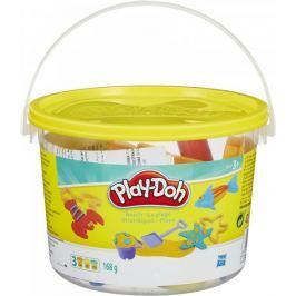 Play-Doh Modelovací set v kyblíku - žluté víko