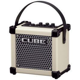 Roland Micro Cube GX White Kytarové modelingové kombo
