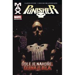 Ennis Garth, Fernandez Leandro: Punisher Max 4 - Dole je nahoře, černá je bílá