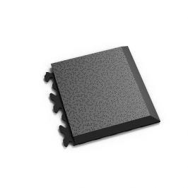 Fortelock Černý vinylový rohový nájezd
