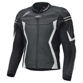 Held pánská bunda STREET 3.0 černá/bílá vel.50, kůže