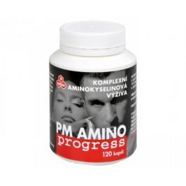 Purus Meda PM Amino Progress 120 kapslí