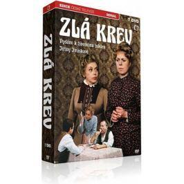Zlá krev (7DVD)   - DVD