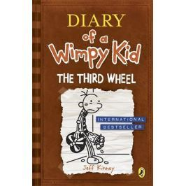 Kinney Jeff: Diary of a Wimpy Kid  7: The Third Wheel